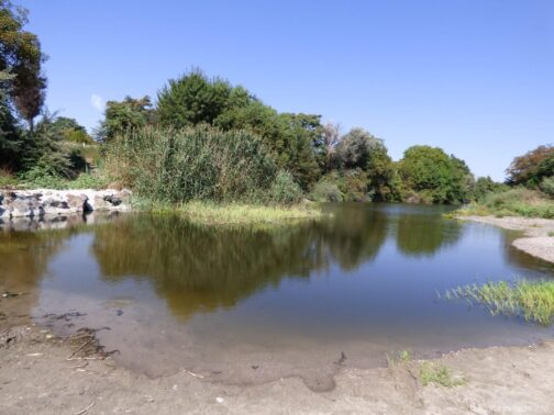 Река в Ахелое