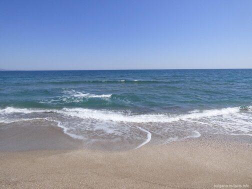 Роскошные пустынные пляжи в Болгарии