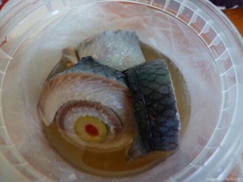Рыба из супермаркета в Несебре