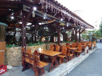 Рыбный ресторан в Поморье