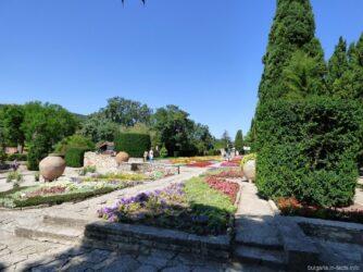 Сад Аллаха в Балчике