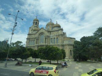 Собор в городе Варна