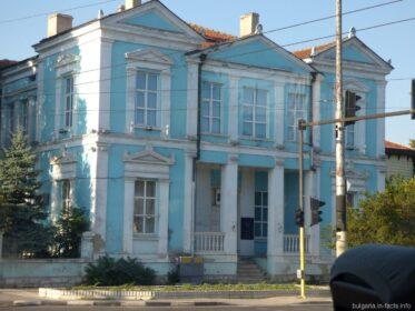 Старые здания в Варне