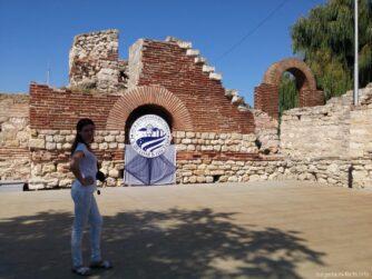 Старый амфитеатр в Несебре