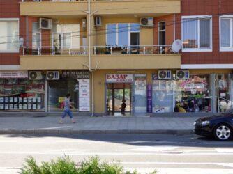 Сувенирные магазинчики в Поморье