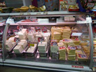 Сыры и их цены в магазинах Болгарии