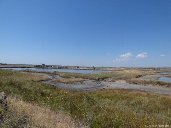 Территория Поморийского озера