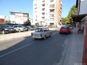 Транспорт в Несебре