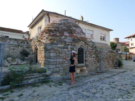 Турецкие бани в Несебре