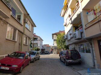 Улицы города Поморие