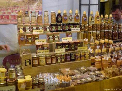 Фестиваль меда в Несебре