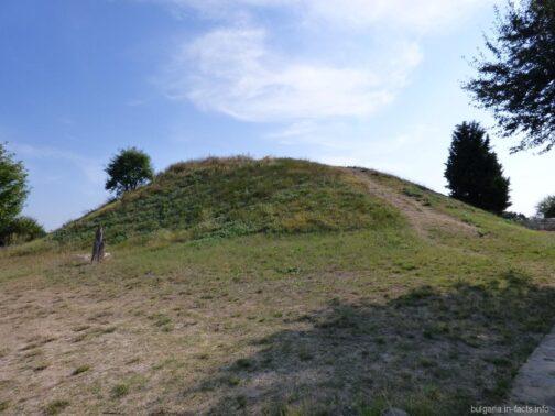 Фракийская гробница в Поморье