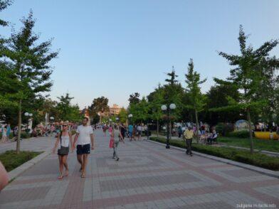 Центральный парк в Поморье