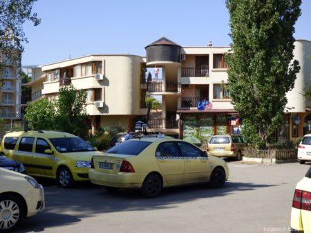 Цены на такси в Болгарии