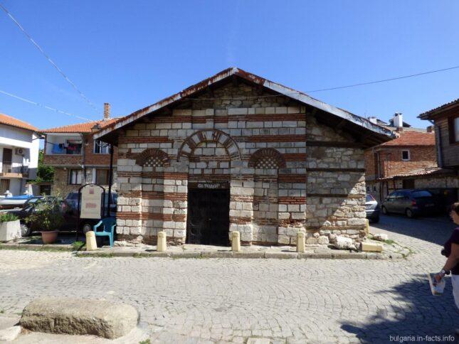 Церковь Святого Тюдора в Несебре