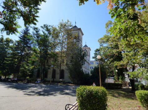 Церковь Святой Богородицы в Бургасе