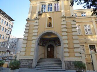 Церковь Успения Богородицы в Бургасе