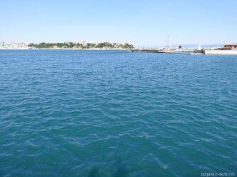 Чистое море в Несебре