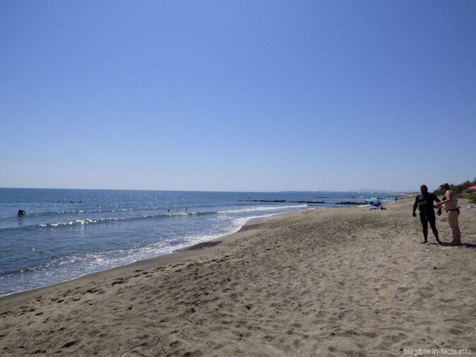 Чистые пляжи рядом с Ахелоем