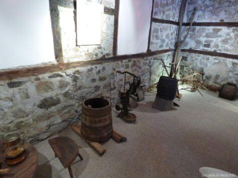 Экспонаты церковного музея Святого Георгия