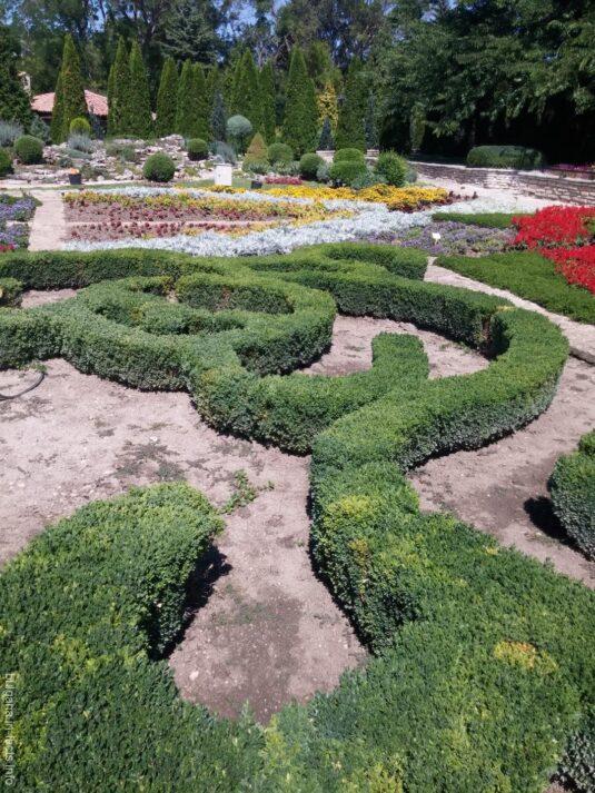 Загадочный сад Аллаха в Балчике