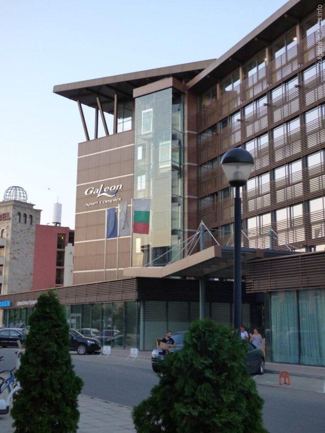 Отель Галеон на Солнечном берегу