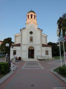 Церковь Рождества Богородицы в Болгарии