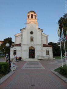 Церковь Рождества Богородицы в Поморие