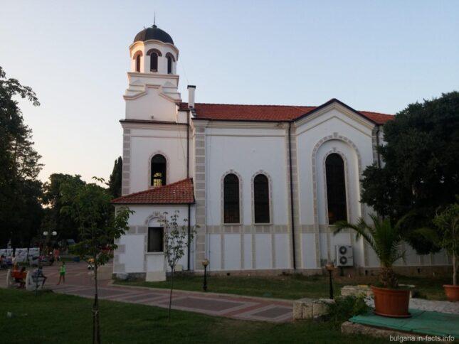 Церковь Рождества Богородицы в Поморье