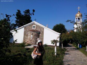 Монастырь Святого Георгия в Помории