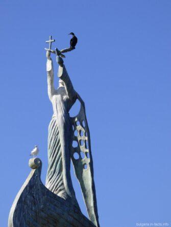 Памятник Святому Николаю Достопримечательности Несебра