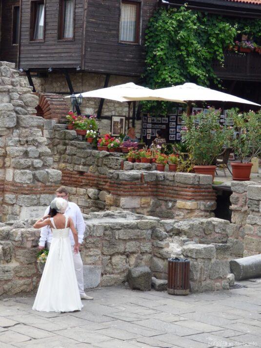 Свадьба в Старом Несебре
