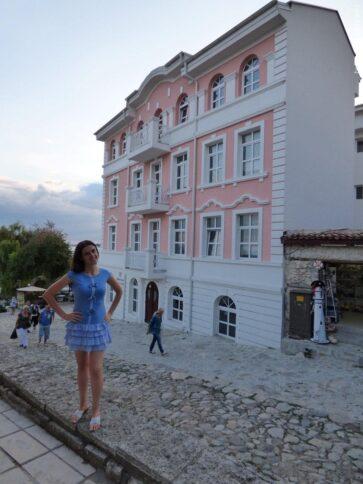 Гостиницы в старинном Несебре