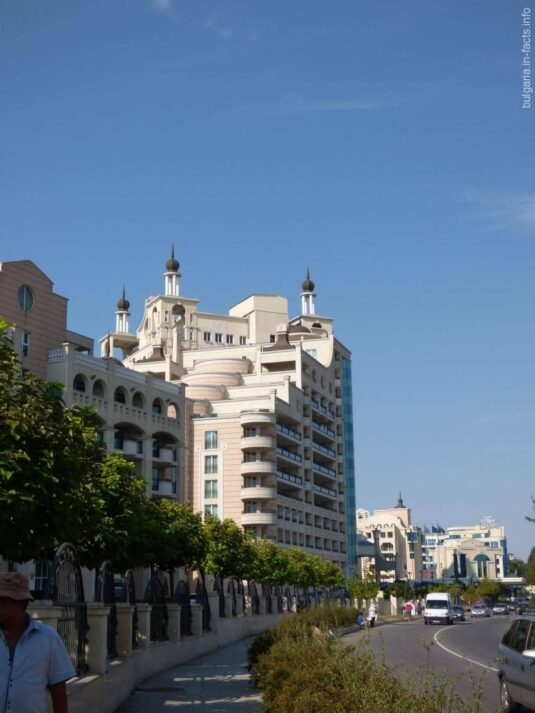 Гостиничный комплекс в Поморие
