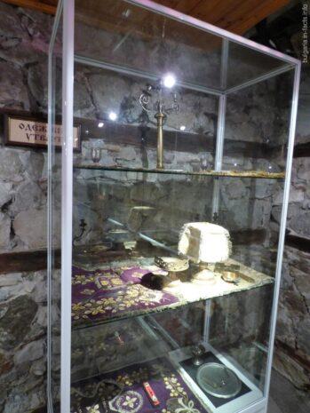 Экспонаты музея в Помории