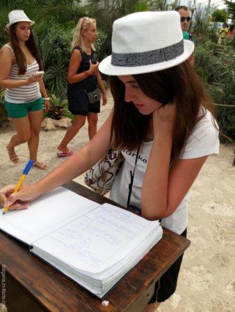 Отзыв про наши впечатления об отдыхе в ботаническом саду Балчика