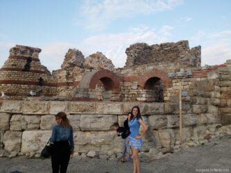 Вход в Старый Несебр