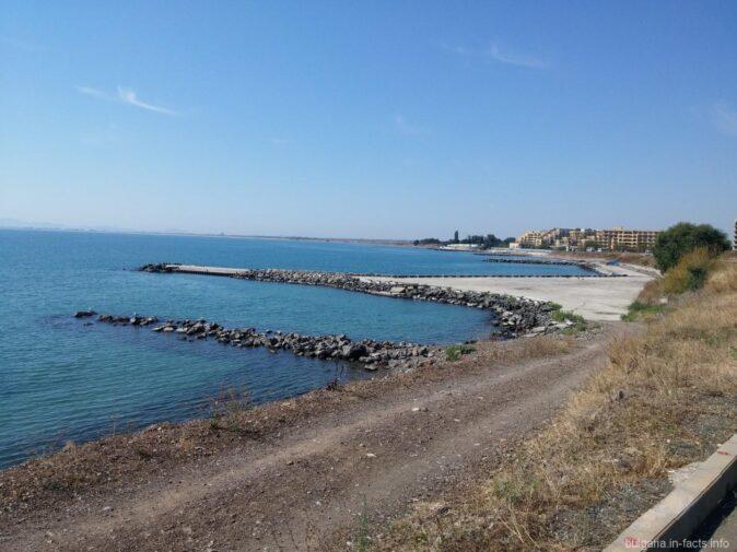 Голубая вода в Болгарии