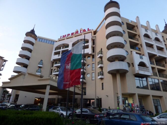 Дорогие отели в Болгарии