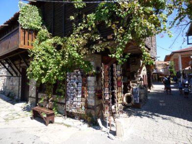 Живописные улочки Старого Несебра