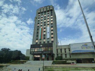 Здание мерии в Варне
