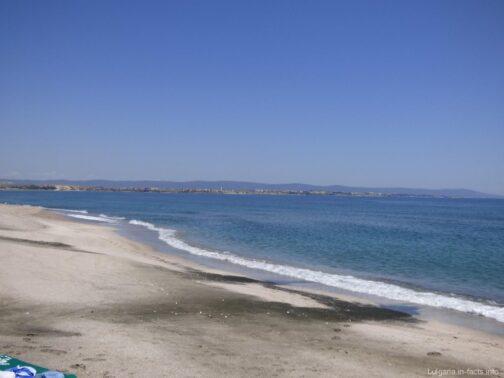 Красивое море в Болгарии ее преимущество