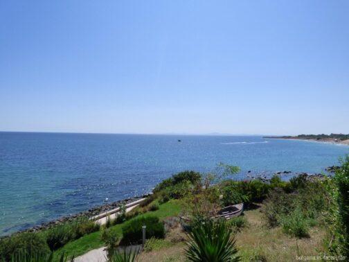 Морские пейзажи в Несебре