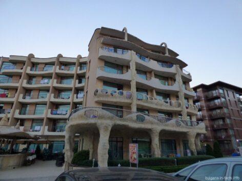 Отель 5 звезд на Солнечном берегу
