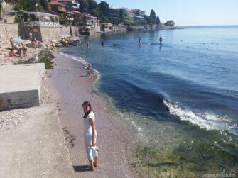 Пляжи в Несебре фото
