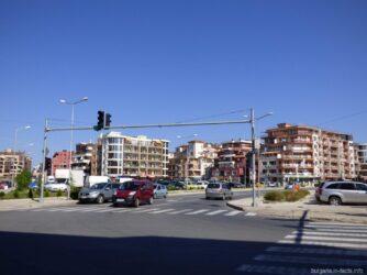 Современные здания в Помории