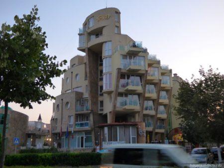 Хорошие туристические отели в Болгарии