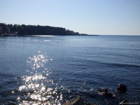 Чистота моря и пляжей в Болгарии