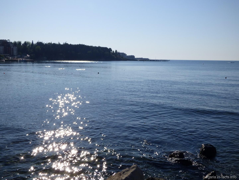 Где море чище в болгарии доха дубай расстояние