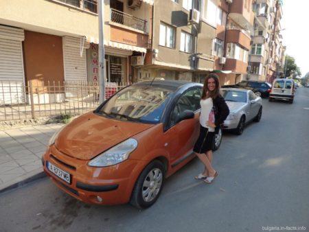 Аренда авто в Болгарии